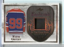 Wayne Gretzky Leaf Enshrined 9/20 Jersey Card E-42 2018 Leaf  121719DBCD