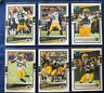 2020 Donruss Team Set 12 Cards Aaron Rodgers Favre Variation Jordon Love RC's