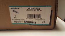 Panduit Patch Panel NK6PPG48Y