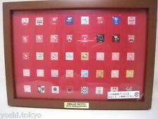 Hello Kitty 40th lot item special prize memorial pins set JAPAN 2014 rare
