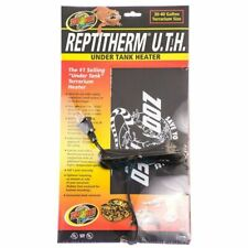 """Zoo Med Repti Therm Under Tank Reptile Heater 16 Watts - 12"""" Long x 8"""" Wide (."""