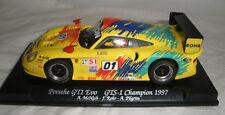 Porsche GT1 Evo 1997 NIB 1/32 Slot Car GB Track