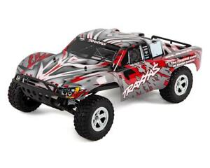 Traxxas Slash 1/10 RTR Electric 2WD Short Course Truck (Red) w/TQ 2.4GHz Radio S