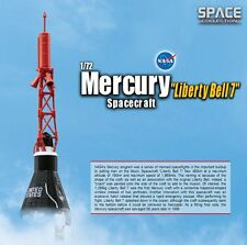 Dragon Space 50393 Mercury 'Liberty Bell Spacecraft 1/72 Scale Diecast Model