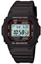 NEW CASIO G-Shock GW-M5610-1 Tough Solar Radio Controlled Multiband 6 Men Watch