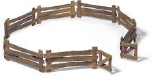 HomeB8) Schleich Bauernhof Set 42006 Gatter Zaun für  Pferdehof Farm Zoo