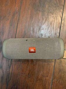 JBL Flip 4 Portable Speaker System - Used