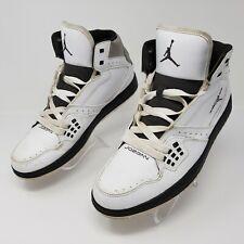 Nike Air Jordan 1 Flight Mens White Basketball Shoes Size US9 EUR42.5