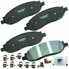 CARQUEST Brakes PMD1068H Rear Premium Semi Metallic Brake Pads