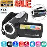 HD 1080P Digital Video Camera Recorder 16MP 16X Zoom Camcorder DV Night Light