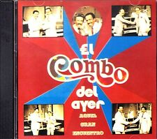 """EL COMBO DEL AYER - """" AQUEL GRAN ENCUENTRO"""" - CD"""