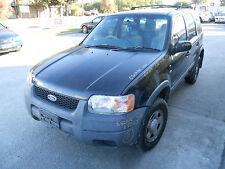 2001 Ford Escape LH Head Light S/N# V7067 BK3307