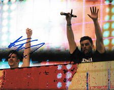 GFA Electro House Duo * ADVENTURE CLUB * Signed DJ 8x10 Photo AD1 COA