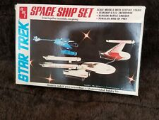 1983 Star Trek Space Ship Set *Box Only *