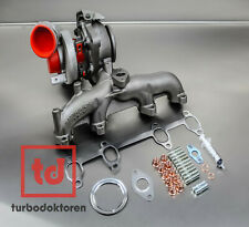 Turbolader 54399700048 Volkswagen Audi 77 kW 105 PS BLS BSU DPF 03G253019J