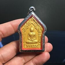 Phra Kun Paen Lp Tim Thai Buddha Amulet Talisman Luck Love Rich Protected.