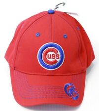 Unisex MLB Genuine Merchandise Chicago Cubs Adjustable Hat Baseball Cap New Red