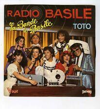 45 RPM SP LA BANDE A BASILE RADIO BASILE / TOTO