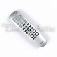 Philips Universal DVD VCR TV Universal Combo Remote Control-MISSING BACK COVER