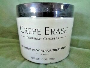 Crepe Erase Intensive Body Repair Treatment 10oz. NEW & Sealed!