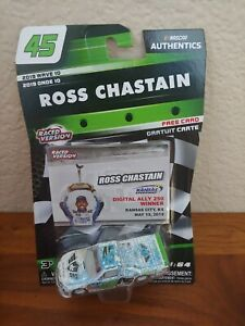 2019 Wave 10 Ross Chastain Tru North Kansas Win 1/64 NASCAR Authentics Diecast