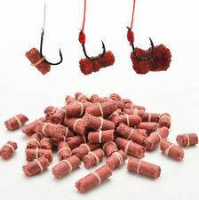 New Useful Red Grass Carp Baits Outdoor Fishing Baits Fishing Lures 1 Bag Hot