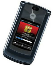 Unlocked Motorola MOTORAZR2 V8 2GB GSM Refurbished Cellphone Black