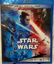 Star Wars: The Rise Of Skywalker [Blu-Ray+Digital Code] Carrie Fisher