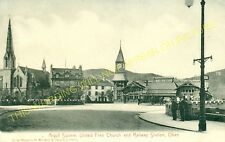 Oban Railway Station Photo. Connel Ferry Line and Taynuilt Line. Caledonian (29)