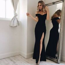 One For The Money Dress In Black - Showpo Size S