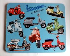 Scooter Mousemat, Mod Mousemat, PX GS Rally Scooter Mousemat, Classic Scooters