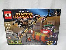 Lego DC Comics Super Heroes Batman The Joker Steam Roller 76013 - Factory Sealed