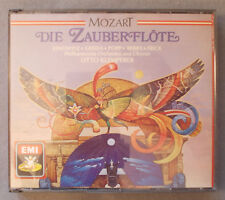 DIE ZAUBERFLOTE Mozart OTTO KLEMPERER Magic Flute 2 CD SET Janowitz Gedda Popp