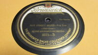 BENNIE KRUEGER BRUNSWICK 78 RPM RECORD 2571 31ST STREET BLUES