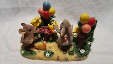 Off To the Fair ~ Teeny Tiny Tails ~ 80/1 (Fitz & Floyd Collectible)