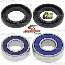 All Balls Rear Wheel Bearings & Seals Kit For Suzuki RM 80 2000 00 Motocross