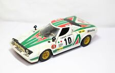 Burago No 0108 Lancia Stratos - Nice Vintage Original Model Retro 1:24