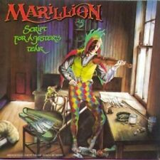 Marillion Script for a jester's tear (1983) [CD]