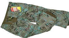 NEW Burton Mens BM Cargo Snowboard Pants! XXL  GMP Haze Fruity Tige  2L Dry Ride