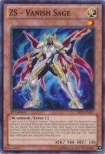 x3 ZS - Vanish Sage - PRIO-EN001 - Common - 1st Edition Yu-Gi-Oh! M/NM