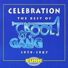 KOOL & THE GANG CELEBRATION The Best of 1979-1987 CD NEW