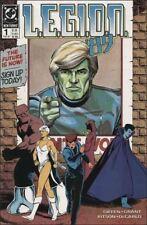 L.E.G.I.O.N.  '89  { DC  -  Feb  1989 }    ##1  ##2