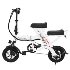 Folding Electric Bike 48V Electric Bike Suitable For Adults & Teenagers US SHIP