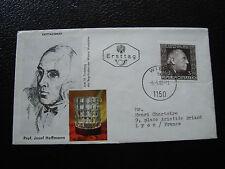 AUTRICHE - enveloppe 1er jour 6/5/1966 (cy64) austria