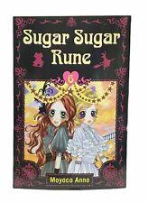 Sugar Sugar Rune 6 Manga English Fantasy OOP Del Ray RARE