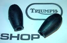 Triumph T120, T140, T150, BSA A65, B50, OIF, 2 OEM Gear Shift & Stand Rubbers