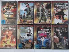 Paket Sammlung - 8x Eastern Martial Arts - Shaw Brothers, Killer Affenpranke