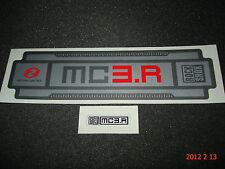 Authentic ROCKSHOX MC3.R Adesivo Ammortizzatore posteriore/transfer/SHOX aufkleber