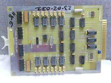 R.K.B. OPTO-ELECTRONICS LAMP FAILURE ALARM MODULE C112432B USED C112432B