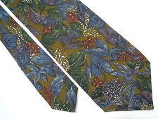 EMANUEL UNGARO PARIS Cravatta Seta Silk Tie With Tag